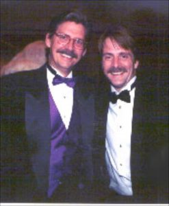 Jeff Justice and Jeff Foxworthy